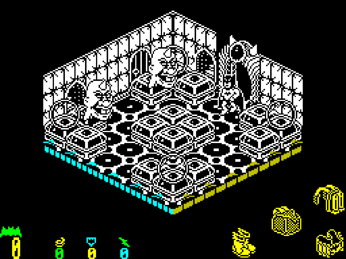 Batman - The 1986 Isometric Game
