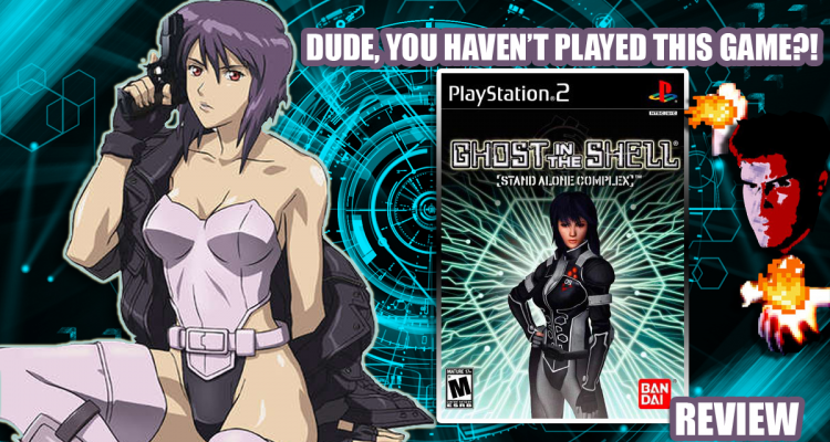 Dude You Haven T Played This Game Ghost In The Shell Stand Alone Complex Ps2 Review Gamingrebellion