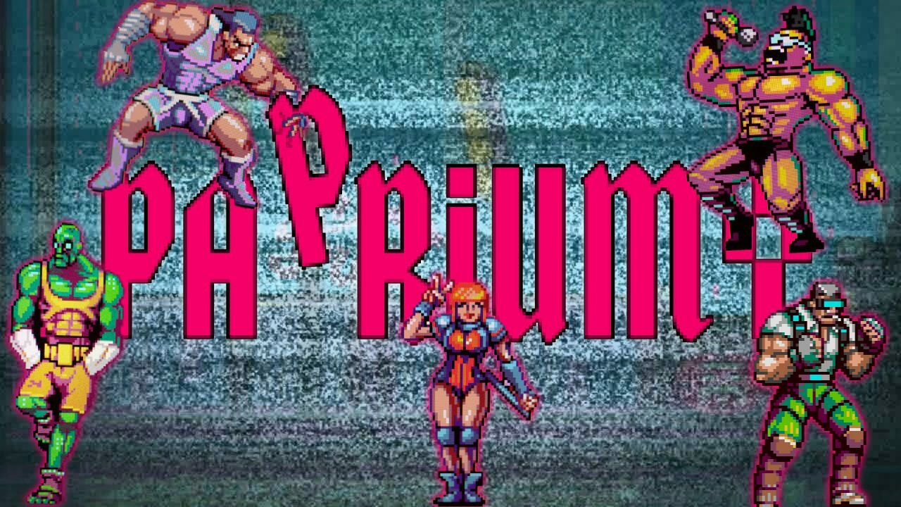 New Game Old Console: PAPRIUM – The Interview